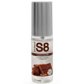 Lubrifiant A Base D'eau S8 Chocolat 50 ml