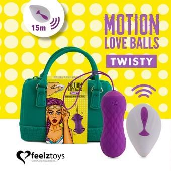 Boules D'Amour Motion Twisty Télécommandées