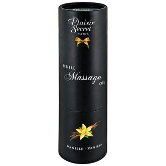 Huile De Massage Vanille Plaisir secret 59 mL