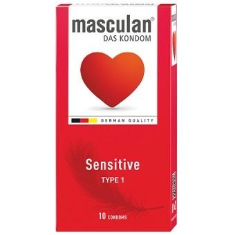 Preservatifs Masculan Naturels