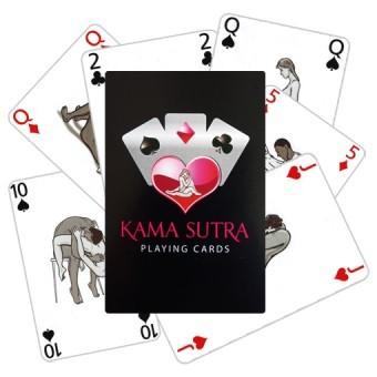 Jeu de Cartes Kama Sutra