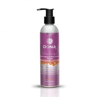 Crème de Massage Parfum Tropical