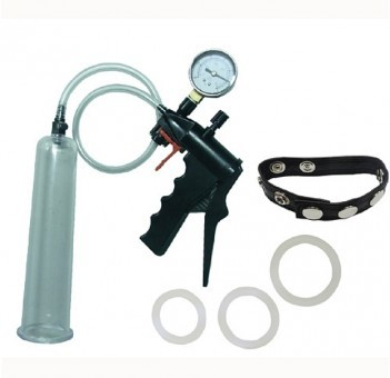 Pompe Deluxe Hand Operated Vaccum Enhancer