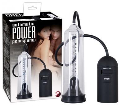 Pompe à Pénis automatique