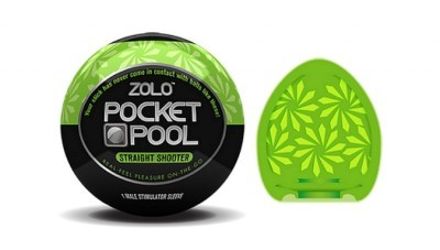 Pocket Pool Straight Shooter Zolo