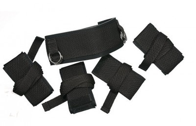 Set Soumission Complet Velcro
