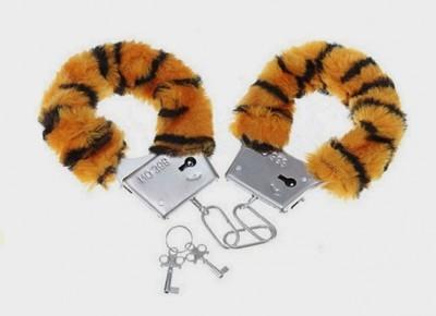 Menottes Fantaisie Tigre