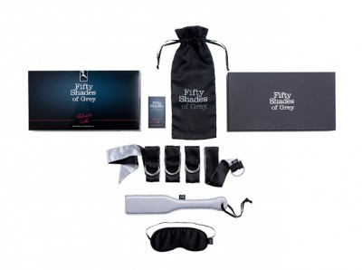 Coffret Bondage 50 Shades Of Grey