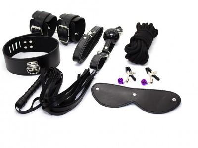 Kit BDSM 11 Accessoires