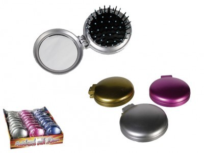 Brosse Ronde Pliable