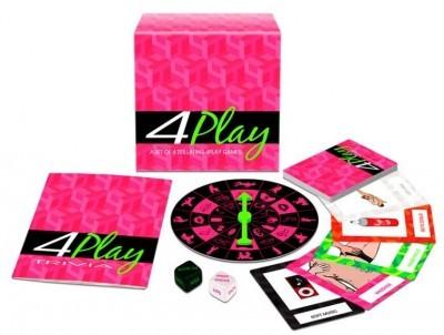 Jeu Sexy 4 Play